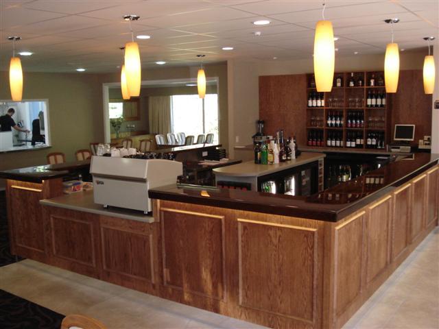 Marae Design | Bar Design | Residential Design | Bruce Campbell Design